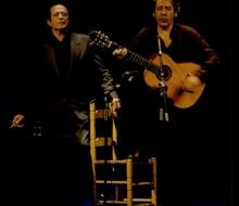 Paco Ibañez y José Agustín Goytisolo